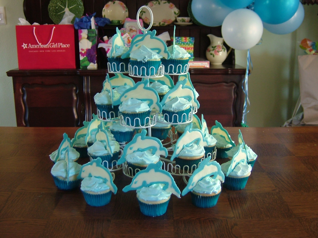 Dolphin Birthday Kathryns Cake Shoppe
