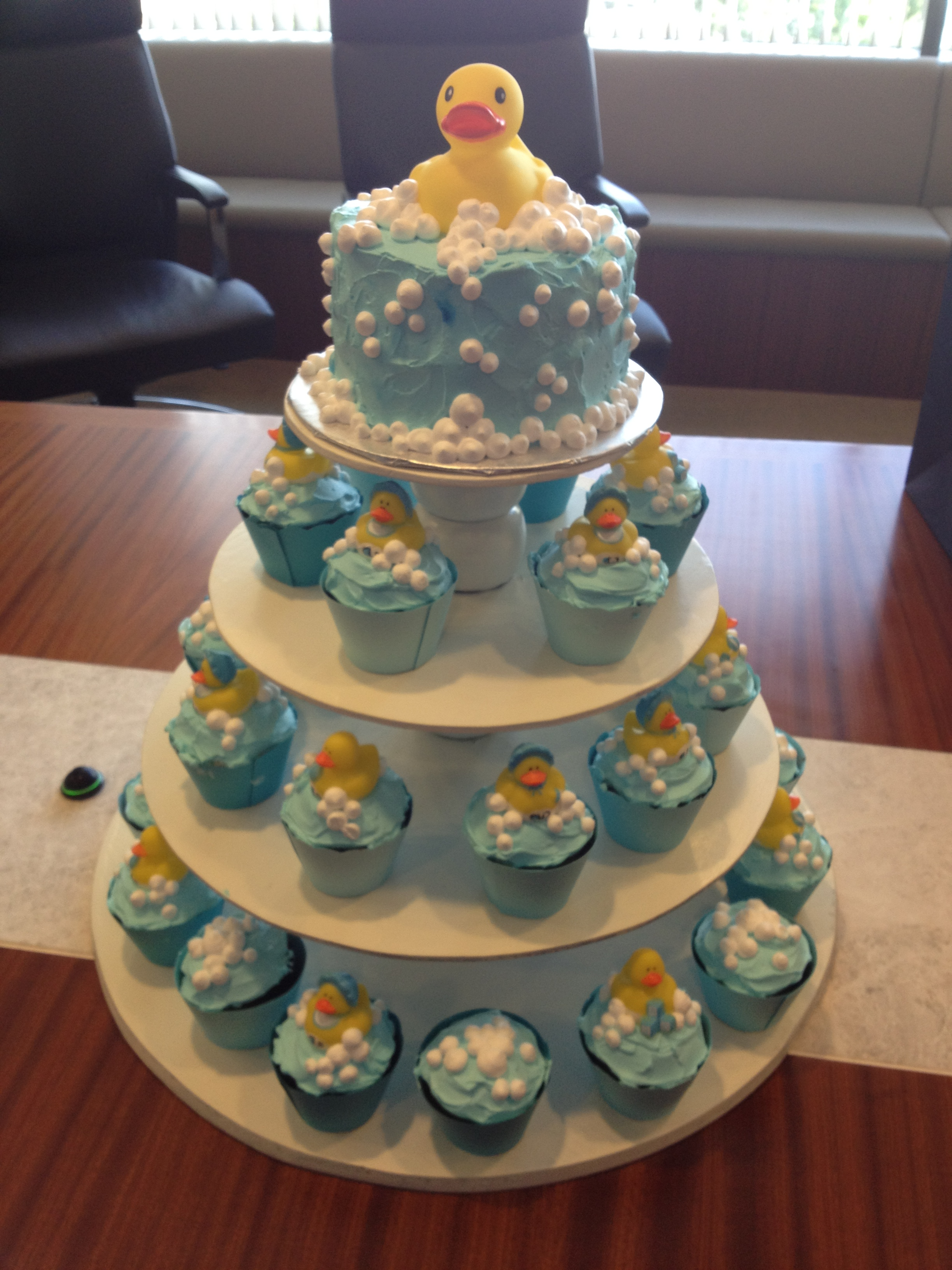 Rubber Ducky Baby Shower Kathryn s Cake Shoppe